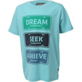 Color Kids Theo T-Shirt Jungs aqua sea